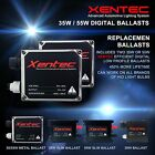 Two Xentec 35W 55W HID Kit 's Replacement Ballasts H4 H7 H11 H13 9006 9004 9007