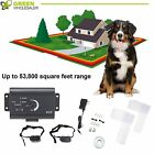 Waterproof 1 2 3 dogs Underground Shock Collar Electric Dog Fence Fencing System