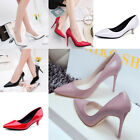 Womens High Stiletto Heels Pointed Style Work Pumps Shoes New Sexy Fashion