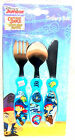 Disney Jake And Pirates  3 Piece Stainless Steel Cutlery Set 12Mths  +  New