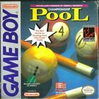 CHAMPIONSHIP POOL GAMEBOY GAME