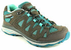 New Ladies/Womens Grey/Blue Karrimor Weathertite Lining Hiking Shoes UK SIZES