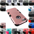 FOR APPLE IPHONE 7/7 PLUS SHOCK PROOF TUFF RUGGED CASE PROTECTIVE COVER+STYLUS
