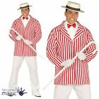1920s Edwardian Barbershop Quartet Bert Mary Poppins Fancy Dress Costume Outfit
