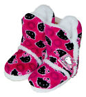 HELLO KITTY SANRIO Girls Tall Plush Sherpa-Lined Boot Bootie Slippers NWT  $28