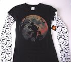 New Disney Mickey Mouse Halloween shirt womens juniors size S M L XL XXL