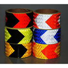 """2""""X118"""" 3M Night Reflective Types Safety Warning Conspicuity Tape Strip Sticker"""
