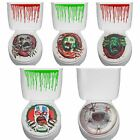 Halloween Party Decoration Toilet Seat Cover Scary Horror Sticker