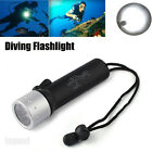 Внешний вид - Underwater 1200LM  High Power XM-L T6 LED Diving Flashlight Torch Lamp Light