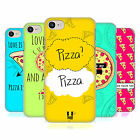 HEAD CASE DESIGNS FOREVER PIZZA HARD BACK CASE FOR APPLE iPHONE 7