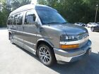 Chevrolet: Express Explorer Limited Se Passenger Luxury 11 Chevy Express Van Tv Dvd Camera Leather Luxury 27k Miles Explorer Upfitter