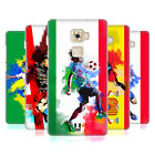 HEAD CASE DESIGNS CALCIO SPLASH COVER RETRO RIGIDA PER HUAWEI MATE S