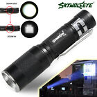 Zoomable 6000Lumens 5 Modes CREE XM-L T6 LED 18650 Flashlight Torch Lamp Light <br/> 1100+ Sold▲Promotion buy 1 get 1 at 5% off▲Use 18650