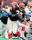 Ickey Woods Cincinnati Bengals NFL Action Photo TJ210 (Select Size)