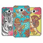 HEAD CASE DESIGNS FANCIFUL INTRICACIES SOFT GEL CASE FOR SAMSUNG PHONES 3