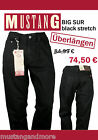 Mustang Big Sur Black Stretch ÜLg.  W36/L40  nur 74,50€
