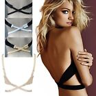 Hook Bra Strap Adjustable Low Back Extension Belt Converter Underwear 1pcs AB