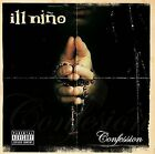 ILL NINO Confession CD 2003 Roadrunner Records Enhanced ECD How Can I Live Video