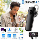 Wireless Bluetooth 4.0 Handsfree Stereo Earphone Headset For Iphone Samsung Lg