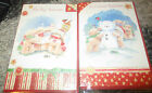 TEACHER CHRISTMAS CARD CHOICE NATIVITY TEDDIES SNOWMAN CHRISTMAS WISHES SCHOOL