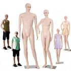 Kyпить Full Body Dummy Mannequin Shop Window Display Retail Dressmaker Female Lady Male на еВаy.соm