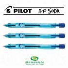 Pilot Soda B2P Retractable Ballpoint Pen - BLUE/RED/GREEN 7 Options Available!