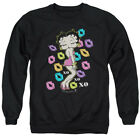 Betty 1930's Boop Cartoon American Icon Tripple Xo Adult Crewneck Sweatshirt $34.95 USD on eBay