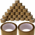 45 Micron Strong Brown Parcel Packing Tape Sealing 48mm x 66m 10 20 30 45 Rolls