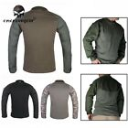 EMERSON Combat Shirt Military Hunting Tactical Long Sleeve T-Shirt 4 Color S/XXL