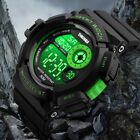 New Army S-shock Sport Quartz Wrist Men Analog Digital Watch Waterproof Military