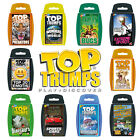 Brand New Top Trumps Card Game - Largest Range, choose your favourite