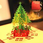 US Stock 3D Greeting Card Holiday Sunflower Christmas Tree Easter Valentine' Day
