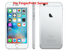 "iPhone 6 ""No fingerprint sensor""Silver 16/64/128G With iPhone 6 Screen Protector"