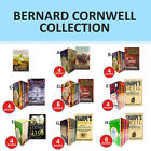 Bernard Cornwell Collection The Sharpe,Triumph Sea Lord Gift Wrapped Set New