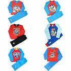 Boys Disney Mickey Mouse, Cars, Toy Story Postman Pat, Spider-man Pyjamas Pjs