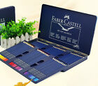 Faber-Castell 12/24/36/60 Colors Art GRIP  Watersoluble Aquarelle EcoPencil Tin
