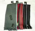 J. FERRAR Mens Fringe SCARVES CHOOSE STYLE