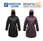 Regatta Landbreak Ladies Parka Jacket Waterproof Breathable Insulated Long Coat