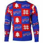 Buffalo Bills Ugly Patches Christmas Sweater NEW All Sizes on eBay