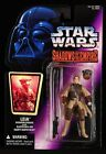 "1996 KENNER STAR WARS SHADOWS OF THE EMPIRE LEIA BOUSHH DISGUISE 4"" FIGURE MOC"