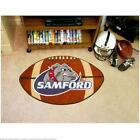 "Fanmats NCAA Football Mat Rug 22"" X 35"" Choose Your School"