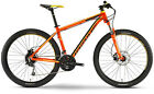 "Haibike 27,5"" Edition 7.40 27 G. Deore mix 2016 MTB Unisex orange schwarz gelb"