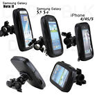 Waterproof Motorcycle Bike Bicycle Mount Holder Bag Cover Case For Cell Phone