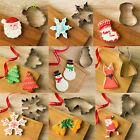 Magic Christmas Stainless Steel Pastry Cookie Cutter Cake Decor Biscuit Tool Hot