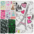 For Samsung Galaxy Luna Premium Leather Wallet Case Pouch Flip Phone Cover