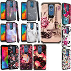 For Samsung Galaxy Luna Premium Wallet Pouch Flap STAND Cover + Screen Protector