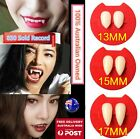 AU Fancy Halloween Costume Party Zombie Vampire Werewolf Fangs Tooth Cap Prop