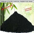 PREMIUM ACTIVATED BAMBOO CHARCOAL POWDER FOOD GRADE TEETH WHITENING CARBON