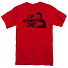 Star Trek Next Generation I'm Number One William Riker Sci Fi Red Adult T-Shirt on eBay