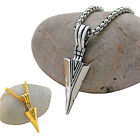Hot Sale Sword Pendant Fashion Good Gift Men's Stainless Steel Chain Necklace